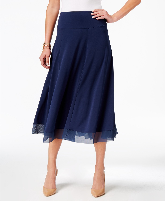 Aline skirts