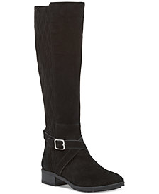 DKNY Mattie Tall Riding Boots, Created For Macy's