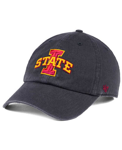 '47 Brand Iowa State Cyclones CLEAN UP Cap