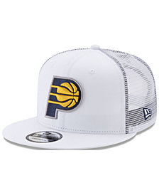 New Era Indiana Pacers Summer Time Mesh 9FIFTY Snapback Cap