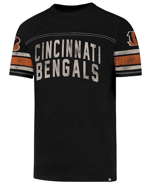 '47 Brand Men's Cincinnati Bengals Title T-Shirt