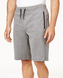 ID Ideology Men's Fleece Shorts, Created for Macy's