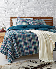 Lauren Ralph Lauren Randolph Reversible Yarn-Dyed Plaid Bedding Collection