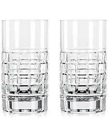 Waterford London Highball Glass Pair