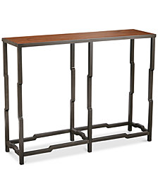 Teton Tall Entry Table, Quick Ship