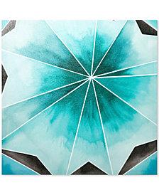 Intelligent Design Cool Gem Gel-Coated Canvas Print