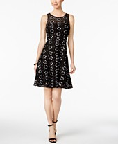 Black Lace Dress Shop Black Lace Dress Macy S