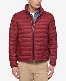 Tommy Hilfiger Men's Packable Puffer Jacket
