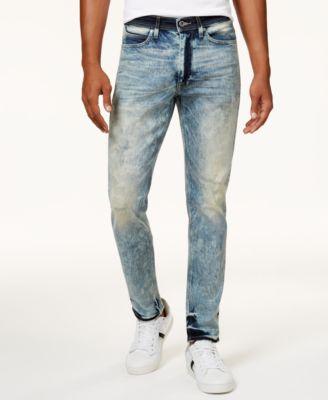 Men's Mercer Slim-Straight Stretch Jeans, Created for Macy's