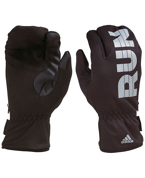 adidas Men's AWP Run Gloves