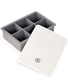 King Ice Cube Tray & Lid, Created for Macy's