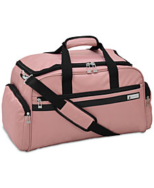 "London Fog Southbury 22"" Cargo Duffel Bag, Created for Macy's"