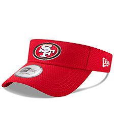 New Era San Francisco 49ers Training Visor