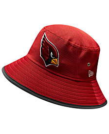 New Era Arizona Cardinals Training Bucket Hat