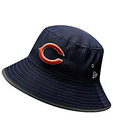New Era Chicago Bears Training Bucket Hat