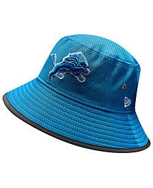 New Era Detroit Lions Training Bucket Hat