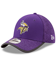 New Era Minnesota Vikings Training 39THIRTY Cap