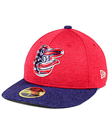 New Era Baltimore Orioles Low Profile Stars & Stripes 59FIFTY Cap
