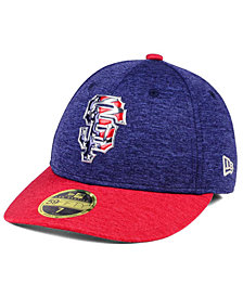 New Era San Francisco Giants Low Profile Stars & Stripes 59FIFTY Cap