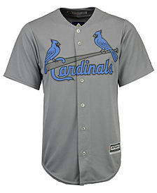 Majestic Men's St. Louis Cardinals Fathers Day Cool Base Jersey