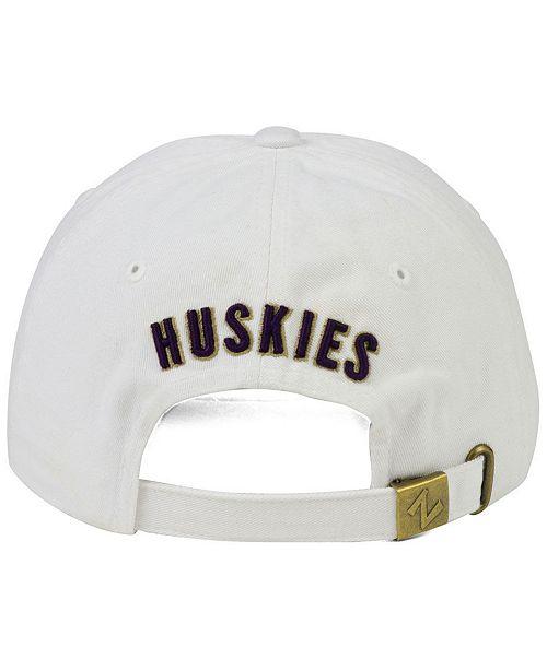 best service d479d e573d Zephyr Washington Huskies Scholarship Adjustable Cap ...