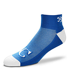 For Bare Feet Kansas City Royals The Cuff Ankle Socks