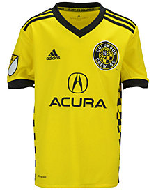 adidas Columbus Crew SC Primary Replica Jersey, Big Boys (8-20)