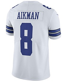 Nike Men's Troy Aikman Dallas Cowboys Vapor Untouchable Limited Retired Jersey