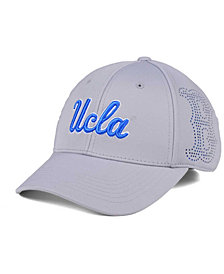 Top of the World UCLA Bruins Light Gray Rails Flex Cap