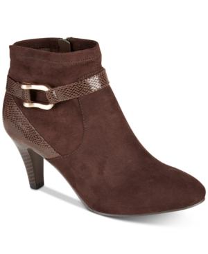 Karen Scott Maxinee Ankle Booties, Created for Macy