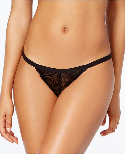 Cosabella Sweet Treats Infinity Sheer Lace G-String TREAT0227, Online Only