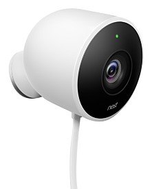 Google Nest Cam Outdoor Security Camera