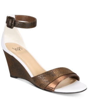 Impo Vandy Two-Piece Wedge Sandals Women