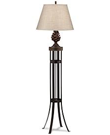Pinecone Decorative Floor Lamp
