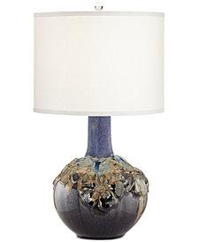 Pacific Coast Ceramic Poppy Table Lamp