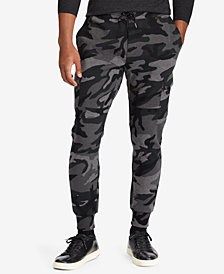 Polo Ralph Lauren Men's Big & Tall Camo Cargo Jogger Pants