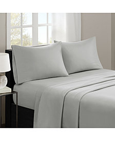 Madison Park 3M Microcell King 4-Pc Sheet Set