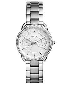Fossil Women's Tailor Stainless Steel Bracelet Watch 35mm