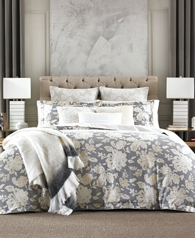 Tommy Hilfiger Broadmoor Floral Comforter Sets Bedding Collections Bed Amp Bath Macy S