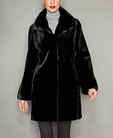 Mink Fur Reversible Coat