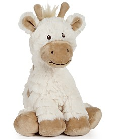 "First Impressions Baby Boys & Girls 8"" Plush Giraffe, Created for Macy's"
