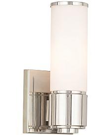 Livex Weston Polished Sconce Light