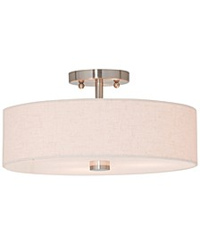Meridian Semi Flush Light