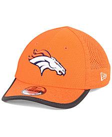 New Era Boys' Denver Broncos Training 39THIRTY Cap