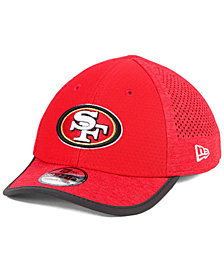 New Era Boys' San Francisco 49ers Training 39THIRTY Cap
