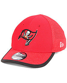 New Era Boys' Tampa Bay Buccaneers Training 39THIRTY Cap