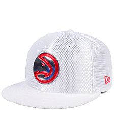 New Era Atlanta Hawks On-Court Collection Draft 59FIFTY Fitted Cap