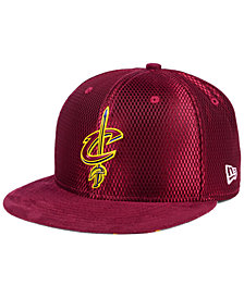 New Era Cleveland Cavaliers On-Court Collection Draft 59FIFTY Fitted Cap