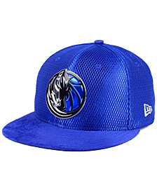New Era Dallas Mavericks On-Court Collection Draft 59FIFTY Fitted Cap