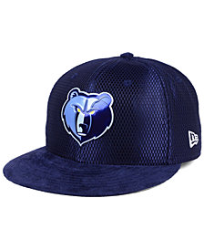 New Era Memphis Grizzlies On-Court Collection Draft 59FIFTY Fitted Cap
